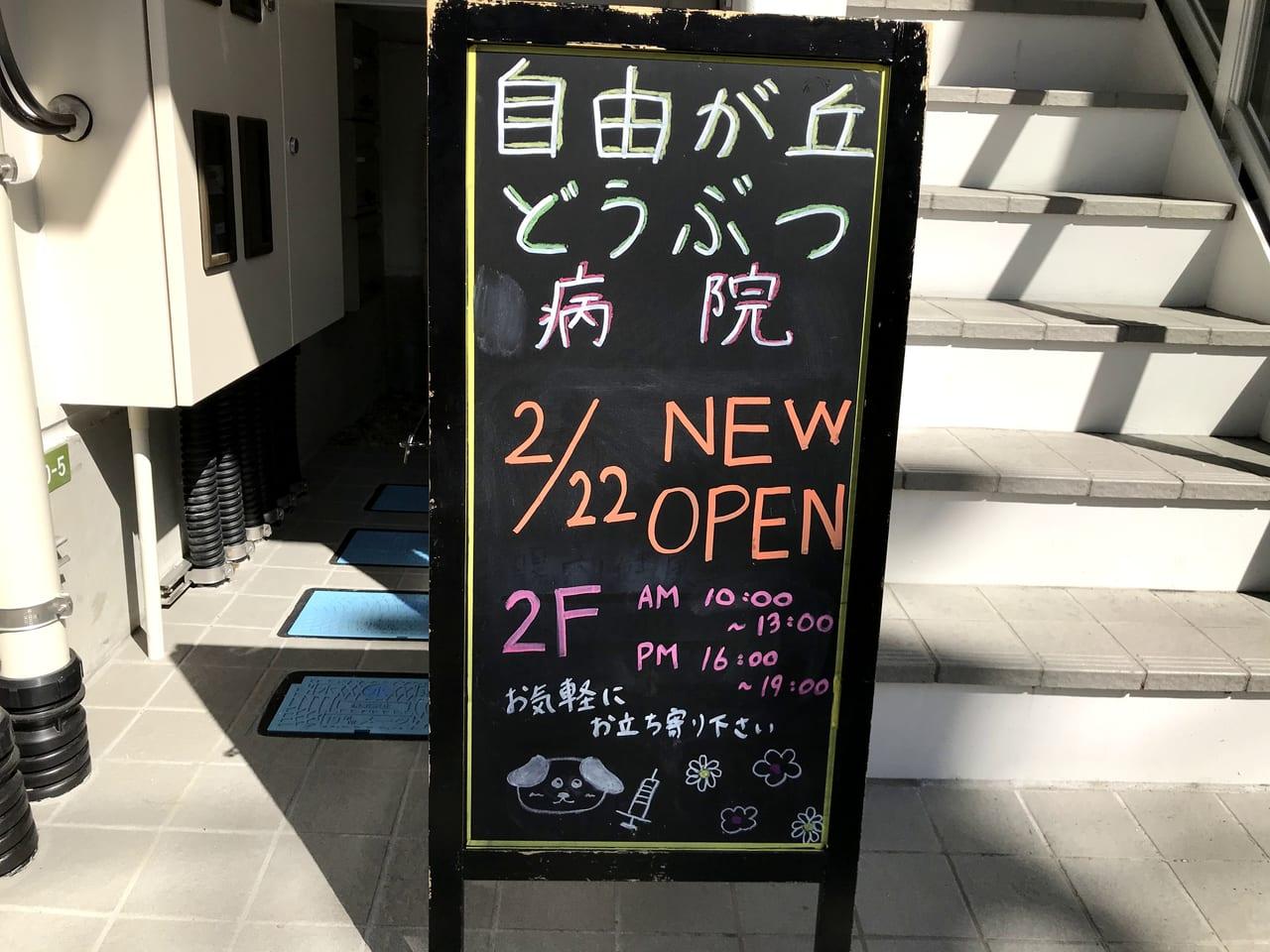 世田谷区九品仏に新しいどうぶつ病院オープン